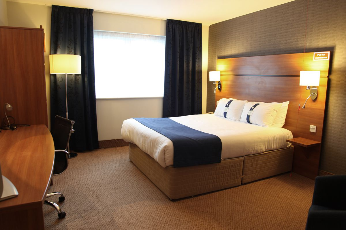 Holiday Inn Express Braintree access guide
